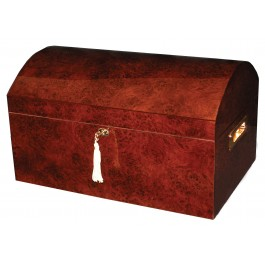 Treasure Dome Humidor - Closed