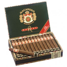 Macanudo Robust Baron de Rothschild - 25 cigars