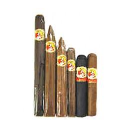Handmade La Gloria Cubana Cigar Sampler - 6 cigars
