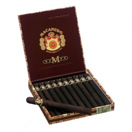 Macanudo Maduro Prince Philip - 10 cigars