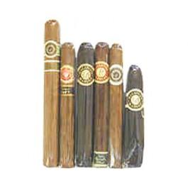 Macanudo Cigar Sampler- 6 cigars