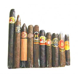 Handcrafted Maduro Select Sampler - 10 cigars
