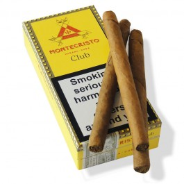 Montecristo Club - 100 cigars (packs of 10)