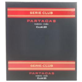 Partagas Serie Club 20 pack