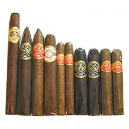 Handcrafted Partagas Sampler - 10 cigars