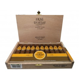 Quai D'Orsay No.50 opened box