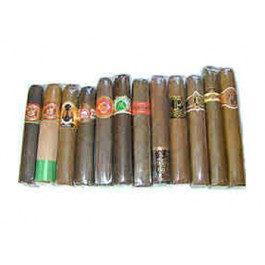 Handcrafted Robusto Sampler - 12 cigars