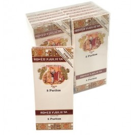 Romeo y Julieta Puritos - 50 cigars (packs of 5