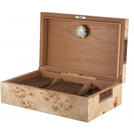 Toulouse Humidor Opened