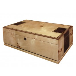 Toulouse II Humidor - Closed