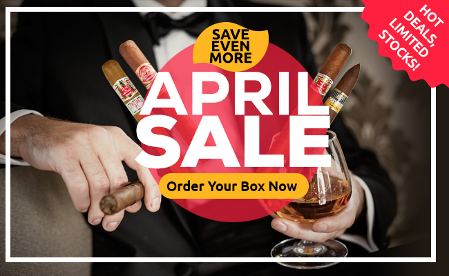 Cigar Terminal's April 2020 Sale