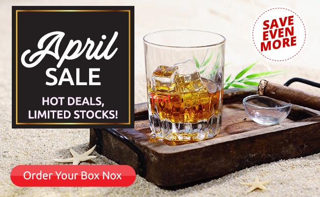 Cigar Terminal's April 2018 Sale
