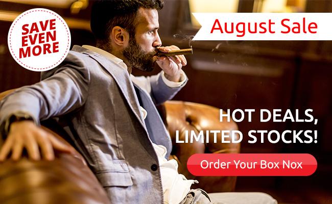 Cigar Terminal's August Sale
