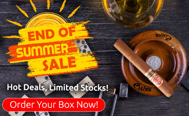 Cigar Terminal's End of Summer Sale