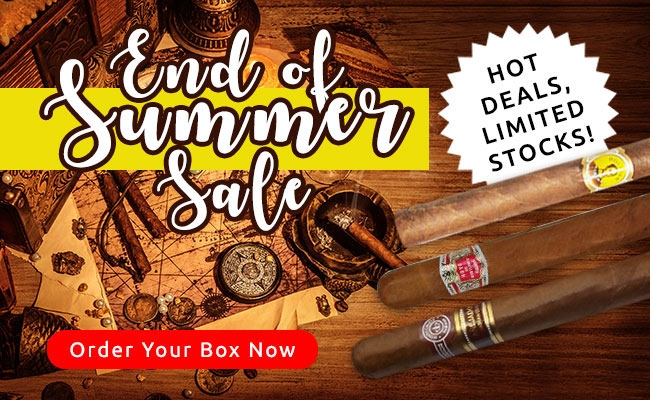 Cigar Terminal's End of Summer 2017 Sale