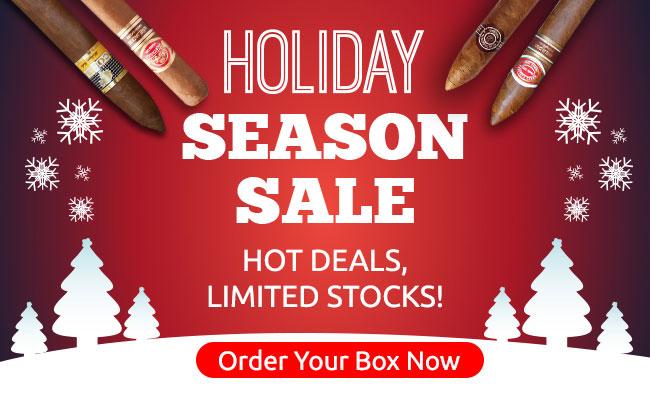Cigar Terminal's Holiday Season Sale
