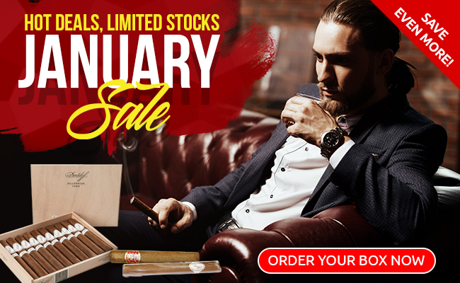 Cigar Terminal's January 2019 Sale