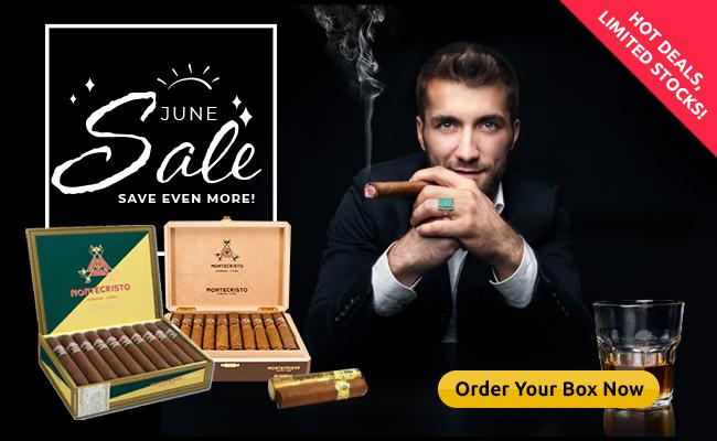 Cigar Terminal's June 2019 Sale
