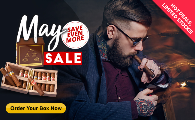 Cigar Terminal's May 2019 Sale