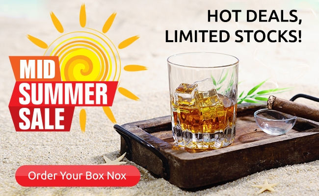 Cigar Terminal's Midsummer 2017 Sale
