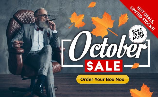 Cigar Terminal's October 2018 Sale