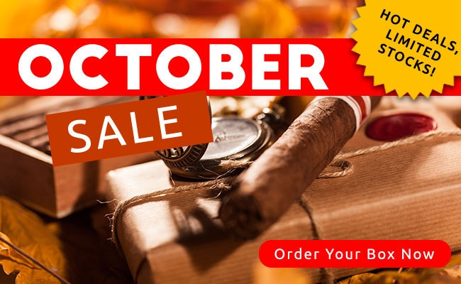Cigar Terminal's October 2017 Sale