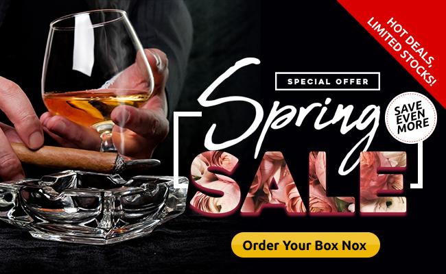 Cigar Terminal's Spring Sale