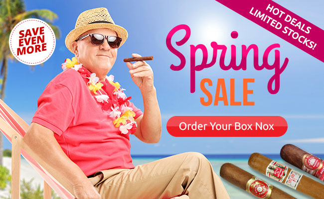 Cigar Terminal's Spring 2017 Sale