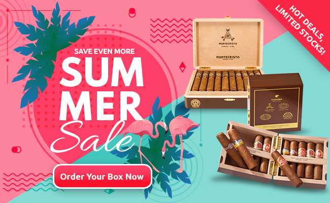 Cigar Terminal's Summer 2019 Sale