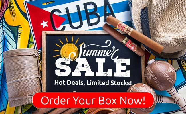 Cigar Terminal's Summer Sale