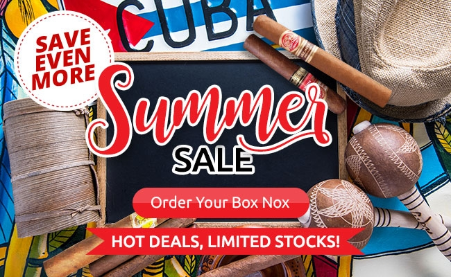 Cigar Terminal's Summer 2017 Sale